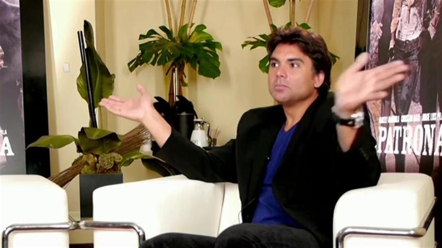 Jorge Luis Pila en La Patrona
