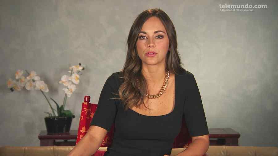 María Elisa se confiesa maniática de la comida con mariscos