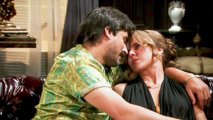 Dueños del Paraíso, Resumen Semanal, escena romántica, Kate del ...