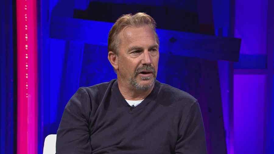 Kevin Costner en Telemundo