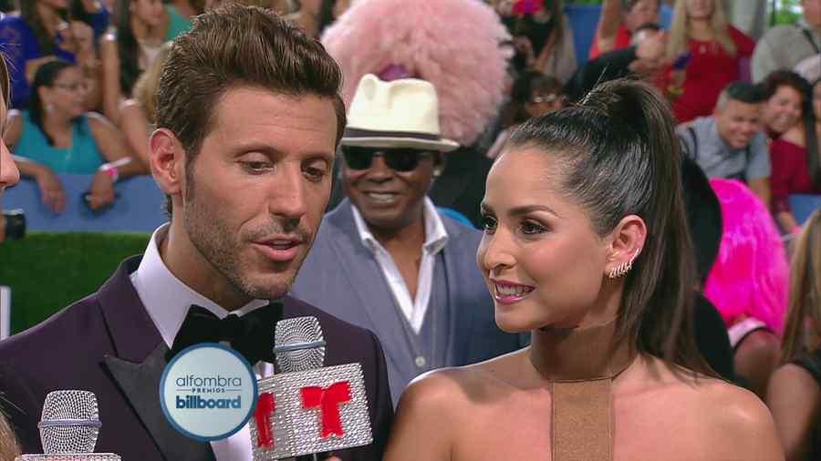 Carmen Villalobos en Premios Billboard 2015