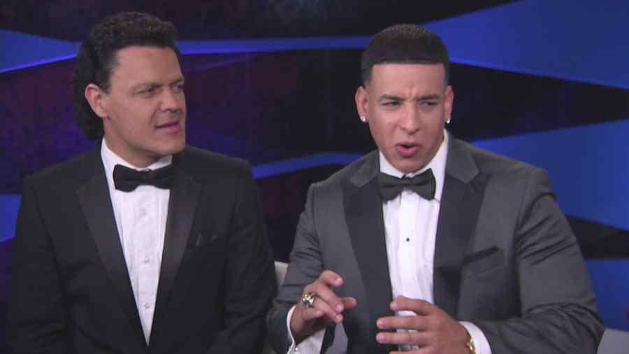 Daddy Yankee, pero Fernandez, entrevista, final, la voz kids