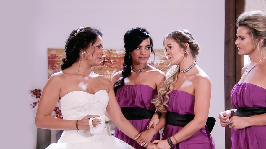 Sofía del Junco se prepara para su boda en Tierra de Reyes