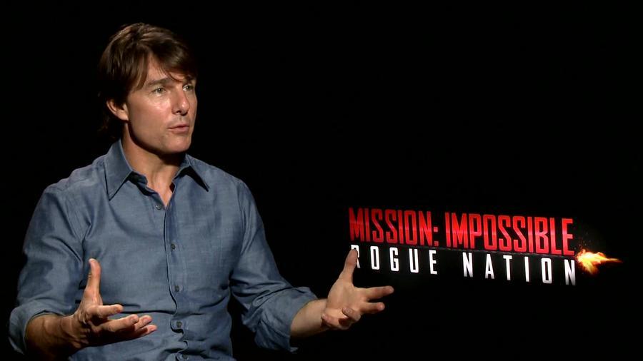 Entrevista con Tom Cruise