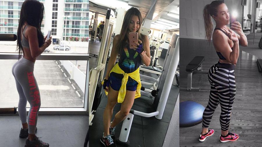 blogueras de fitness en Instagram