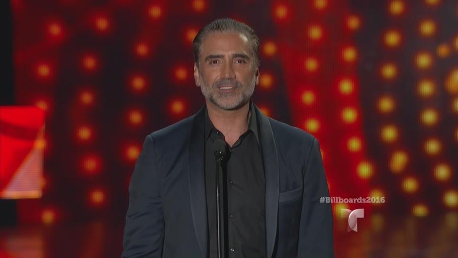 Alejandro Fernández en Premios Billboard 2016