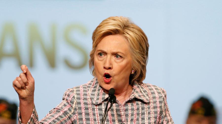 Hillary Clinton y Donald Trump, una pelea voto a voto