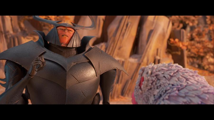 "Clip exclusivo de la película ""Kubo and the Two Strings"""