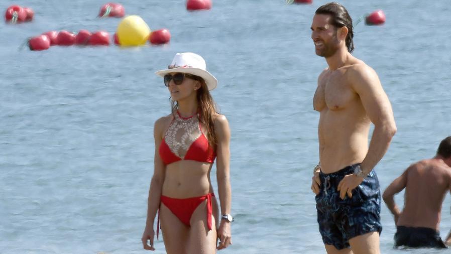 Sebastián Rulli y Angelique Boyer en España