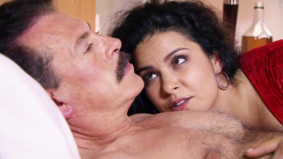 Aracely Paniagua y Sergio Goyri en Señora Acero La Coyote 3