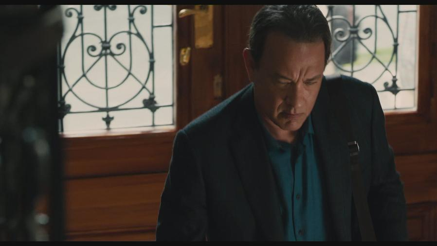 "Tom Hanks en ""Inferno"""