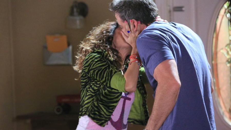 Carlos Ponce y Marimar Vega en Silvana Sin Lana