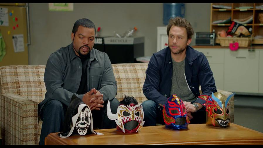 "Ice Cube es ""El Maestro Asesino"" y Charlie Day es el ""Gallo dorado"" en ""Fist Fight"""