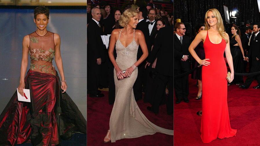 Los momentos más sexis en la alfombra roja de los Premios Oscar