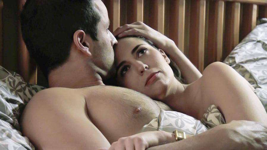 Jorge Luis Vazquez y Pilar Fernandez en El Chema