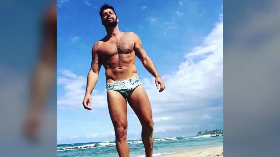 Ricky Martin revela quién fue su primer amor platónico
