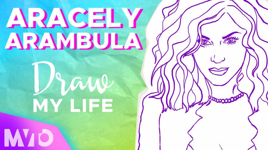 Draw My Life: Aracely Arámbula