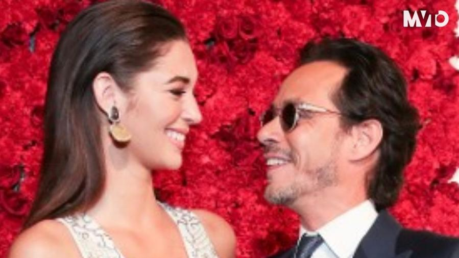 Marc Anthony y Mariana Downing