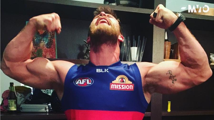 """Mira la intensa rutina de ejercicios de Chris Hemsworth para convertirse en """"Thor"""""""
