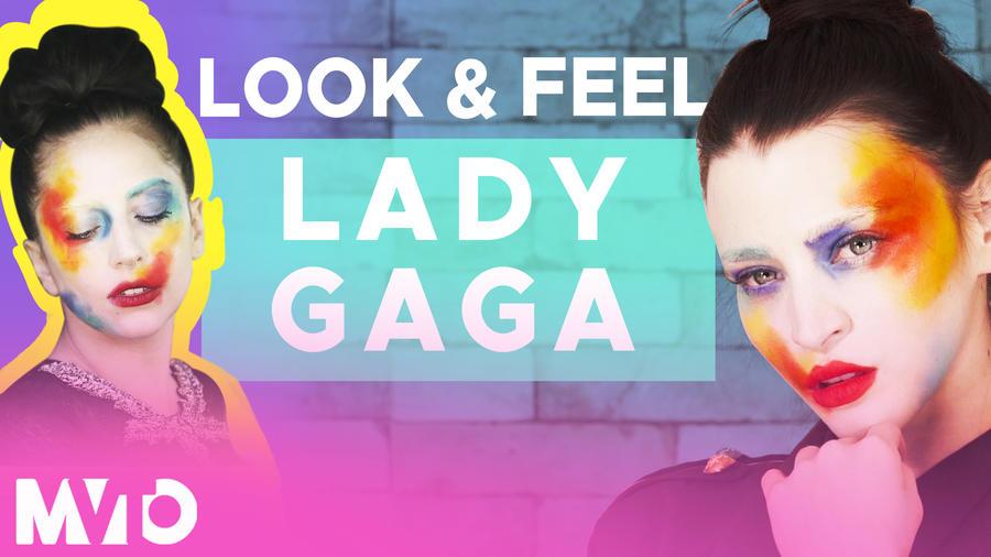 Maquillaje como Lady Gaga