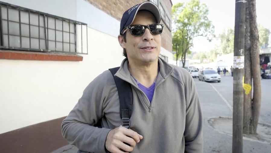 Luis Gerónimo Abreu en El Chema