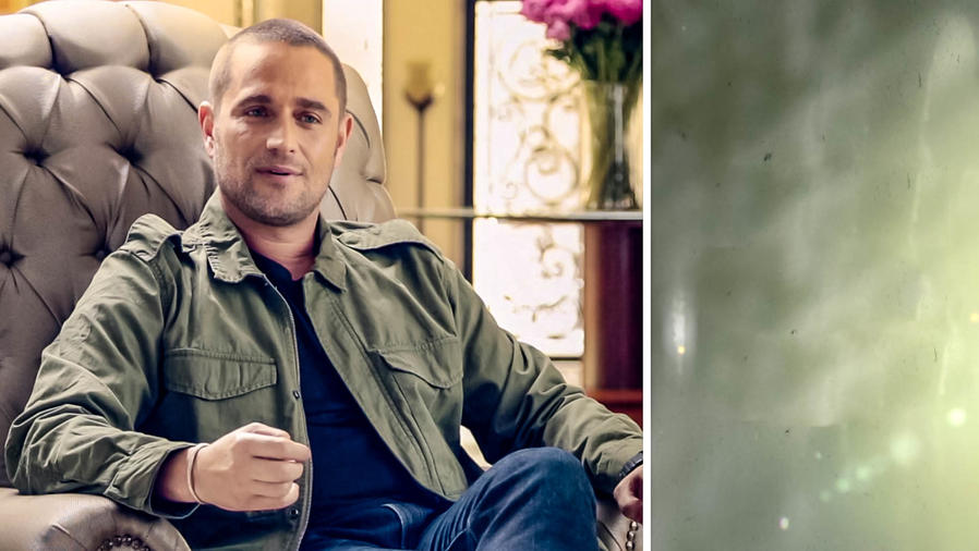 Michel Brown En La Querida Del Centauro