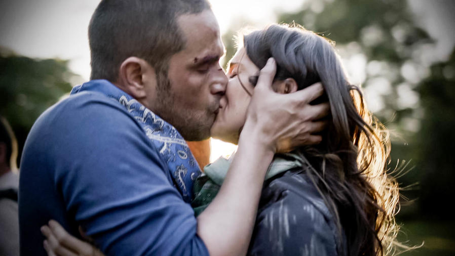 Michel Brown y Ludwika Paleta  En La Querida Del Centauro