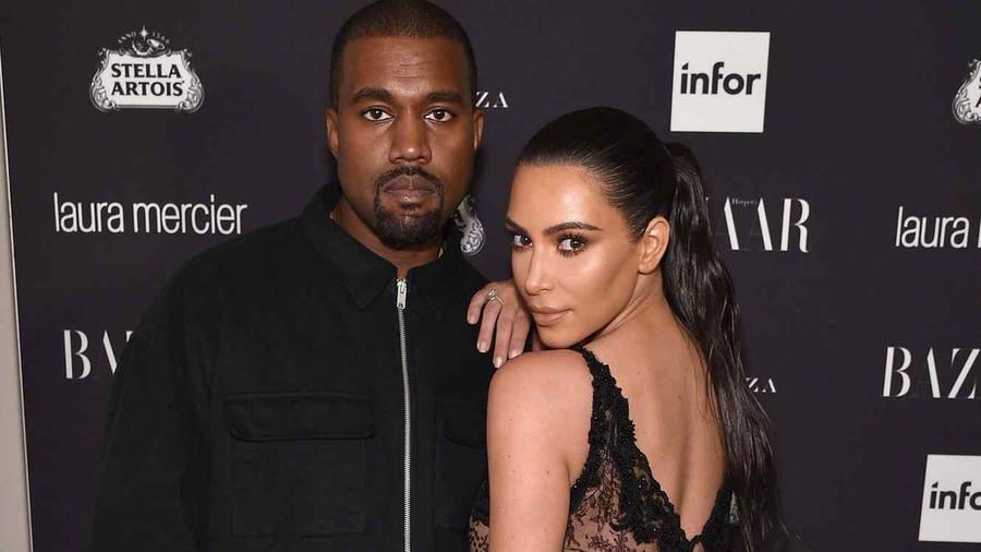 Siguen las celebraciones de Kanye West