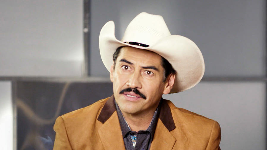 Gabriel Porras en Mariposa De Barrio