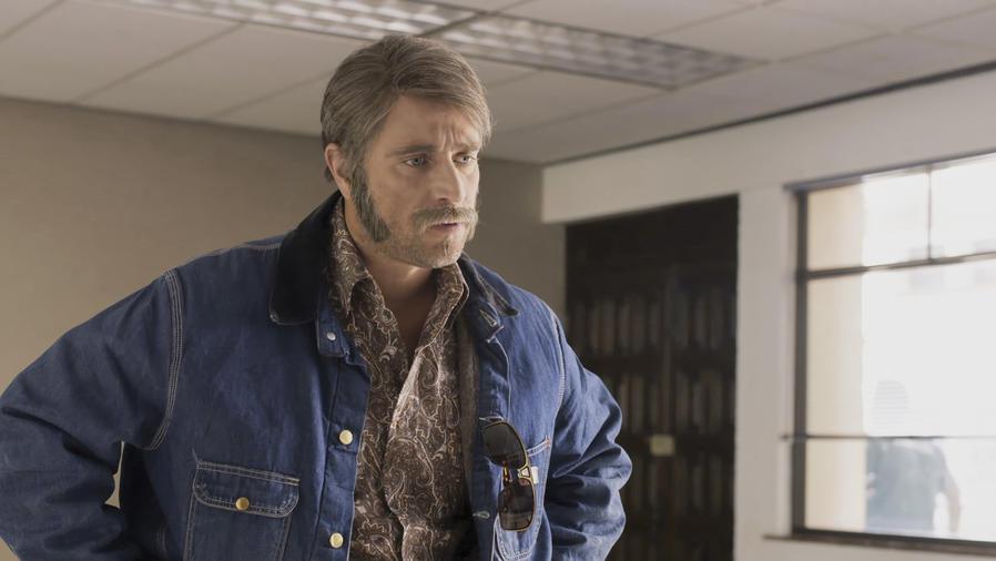 Michel Brown en La Querida del Centauro.