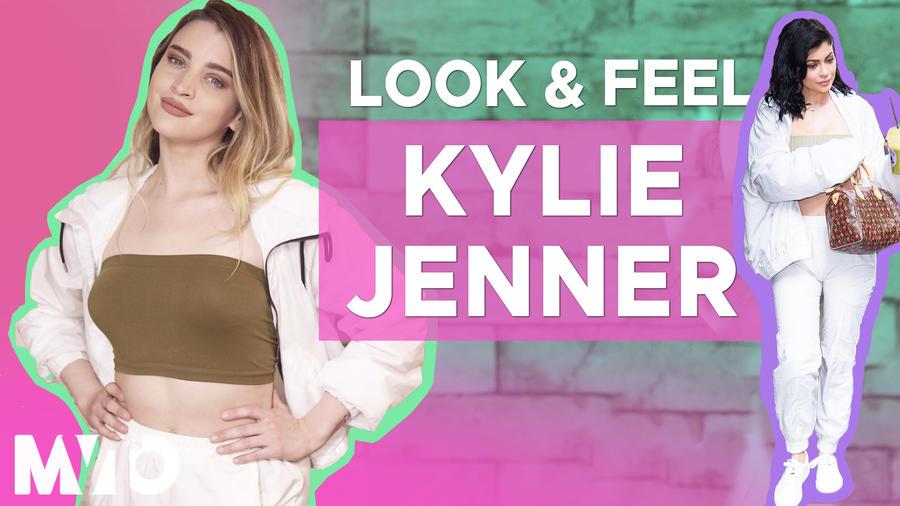 Kylie Jenner look & feel