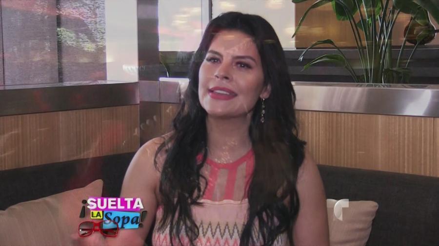 """Llamaron """"Naca"""" a Andrea Escalona . Suelta la Sopa (VIDEO ..."""