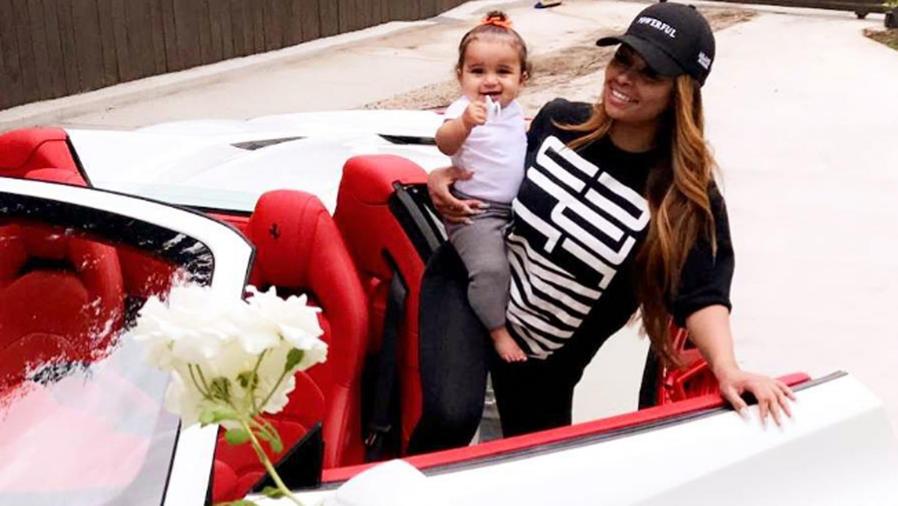 Blac Chyna y Dream Kardashian