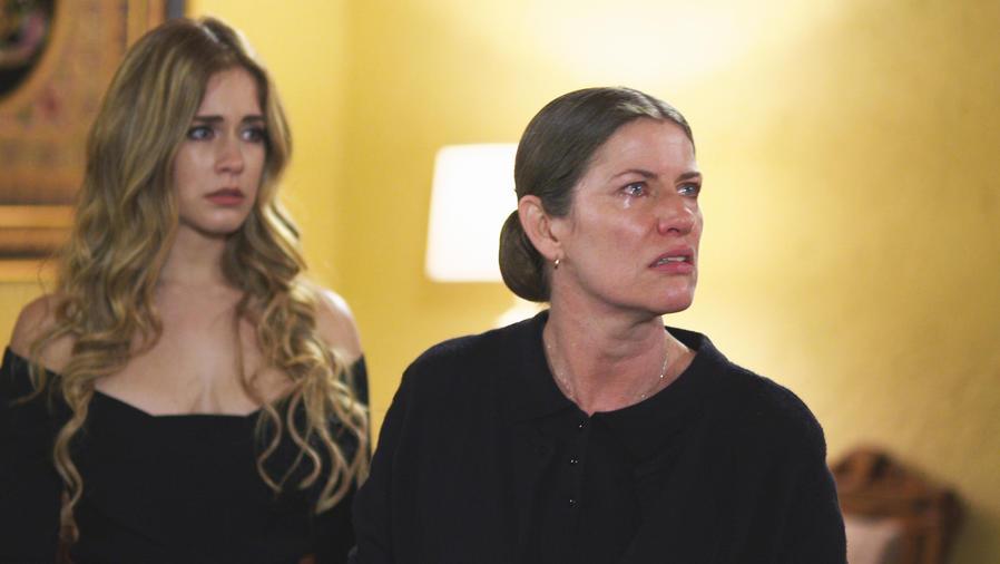 Lisa Owen, Doña Alba, nerviosa, El Señor de los Cielos