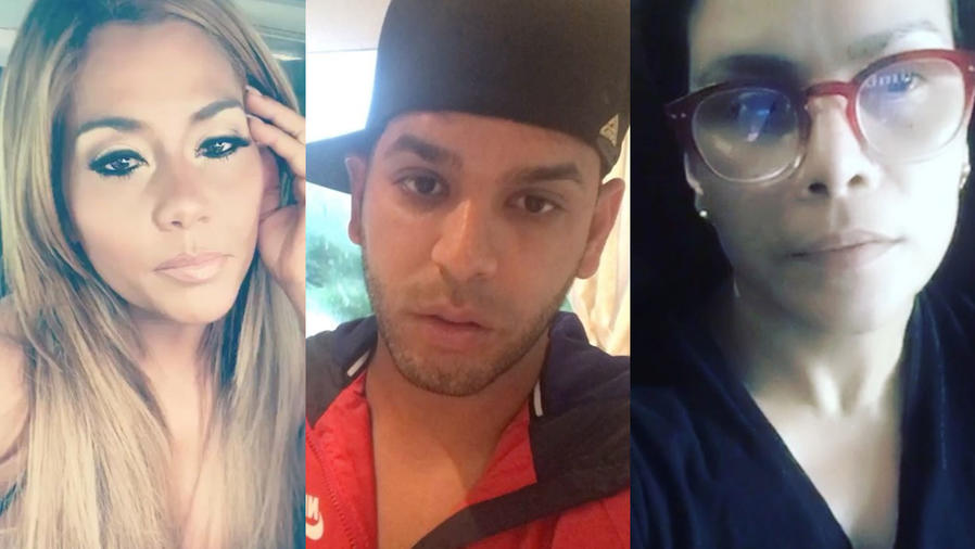 Famosos piden por Puerto Rico ante el azote del huracán