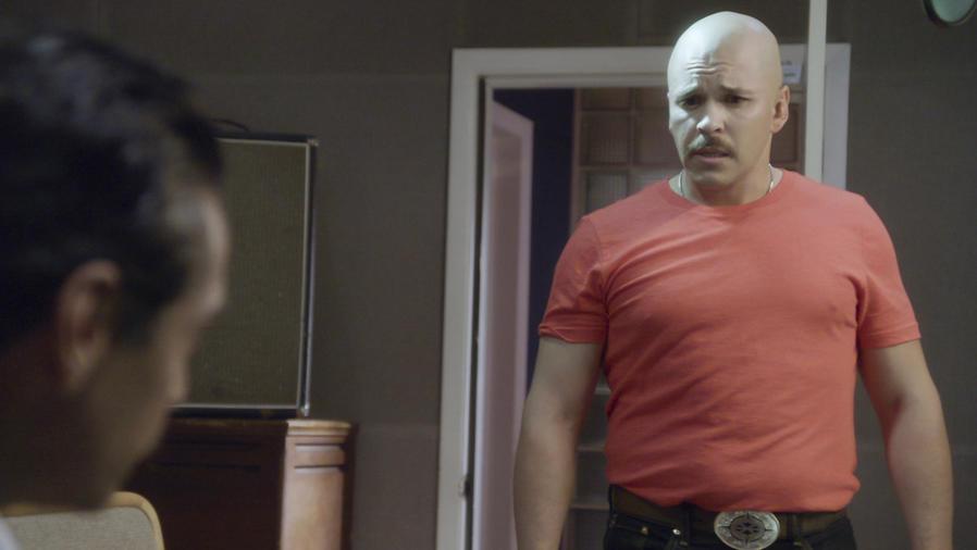Raúl Sandoval en Mariposa de Barrio
