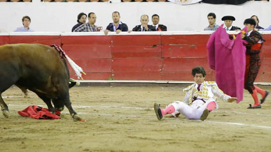 Este torero sufrió el peor dolor del mundo