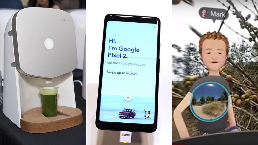 Los 5 desastres de la tecnología en 2017