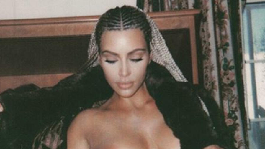 Critican duramente a Kim Kardashian por esta foto