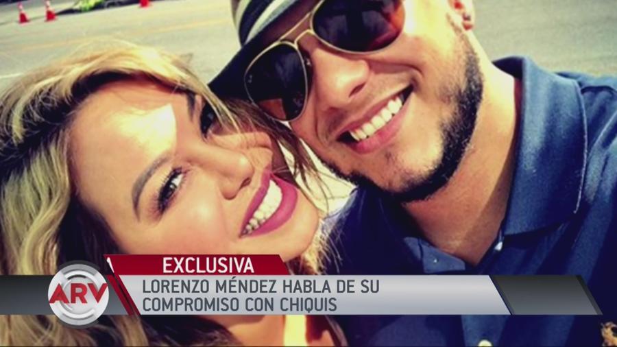 Lorenzo Mendez se casa con Chiquis Rivera