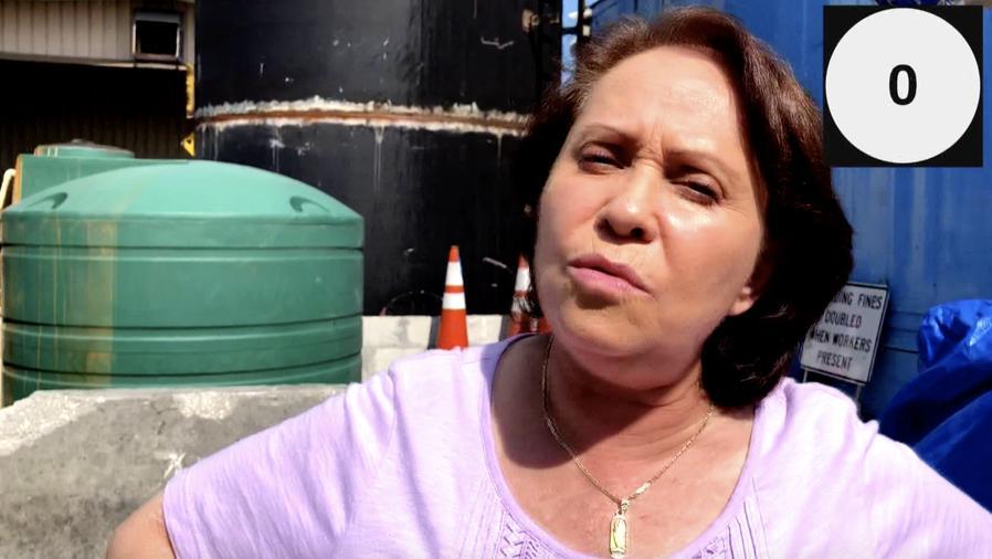 Adriana Barraza En Al Otro Lado Del Muro