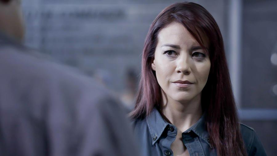 Fernanda Castillo En Enemigo Intimo