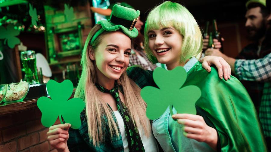 St. Patrick's Day 2018, en números