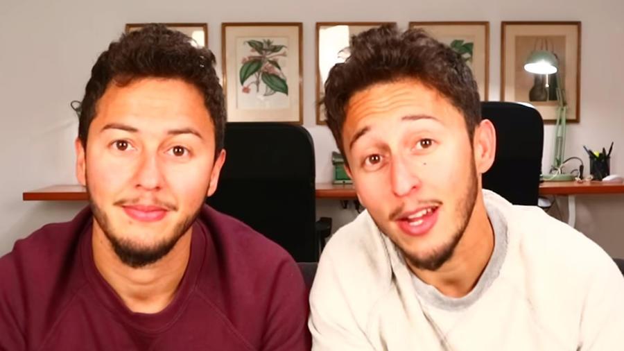 Lucas y Mateo