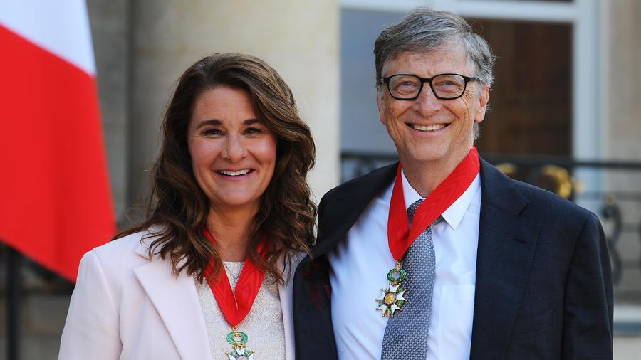 Bill y Melinda Gates: Es injusto que tengamos tanta riqueza