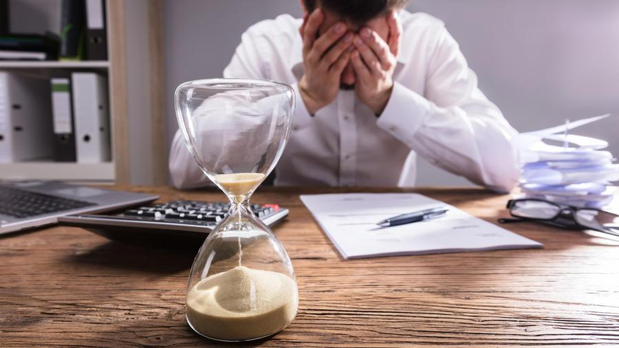 ¿Tienes una agenda apretada? Perderías productividad