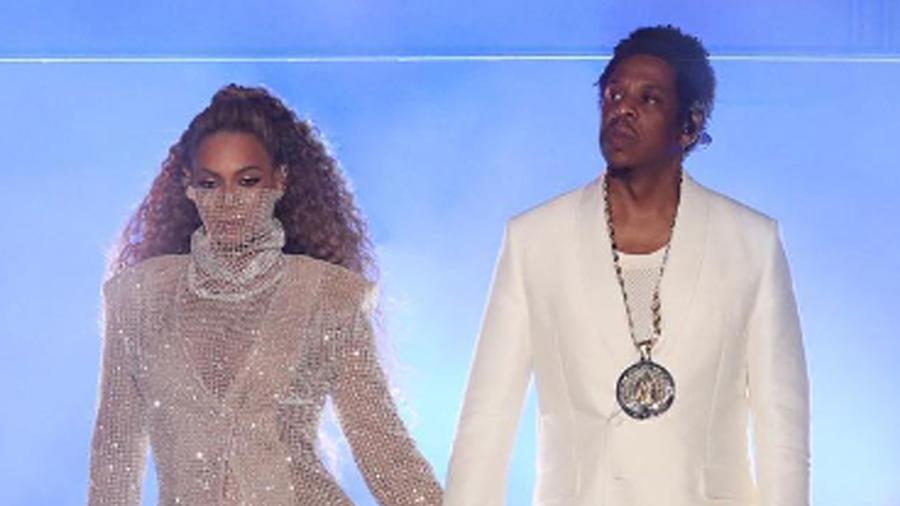 Beyoncé y Jay Z mostraron a sus lindos gemelos