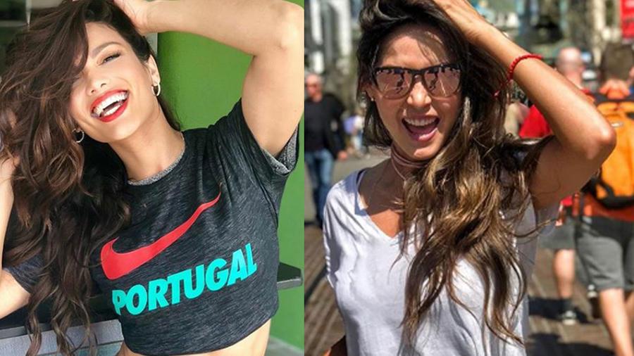 Zuleyka Rivera vs. Carmen Villalobos en el gym