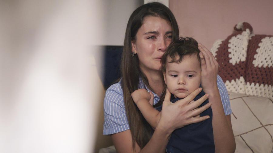Natasha Domínguez en Mi Familia Perfecta