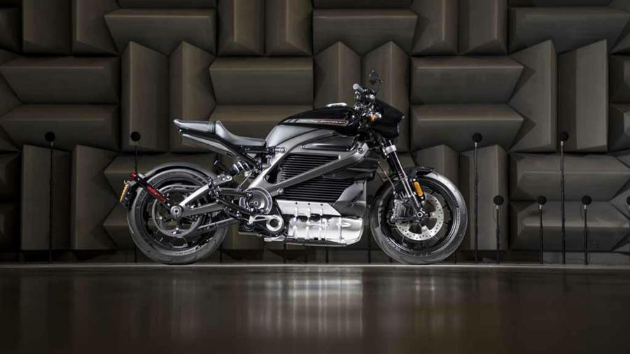 Así será la motocicleta eléctrica de Harley-Davidson